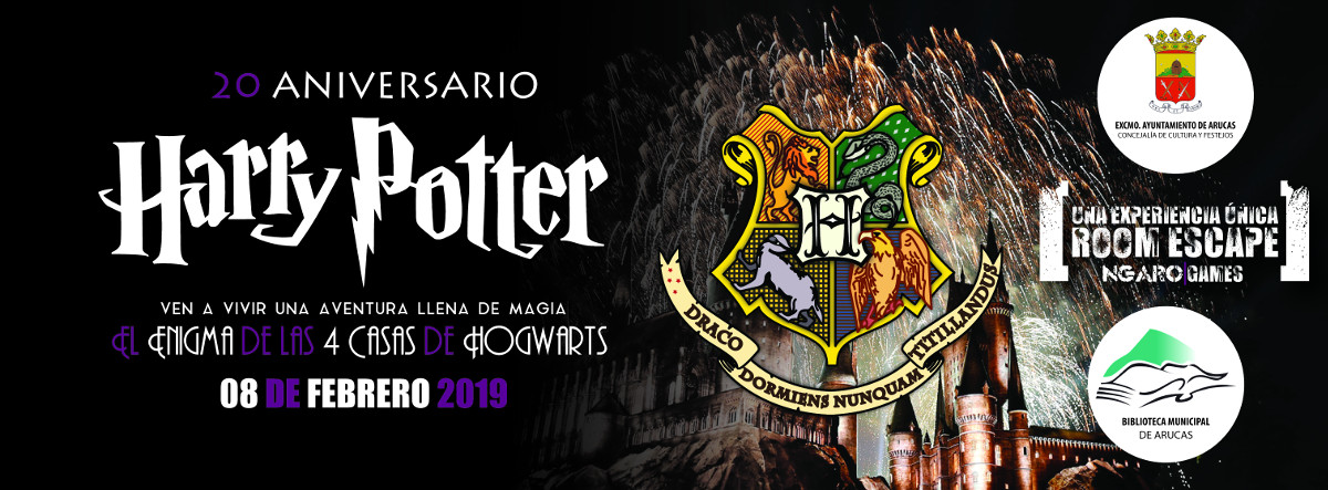 Harry Potter Arucas