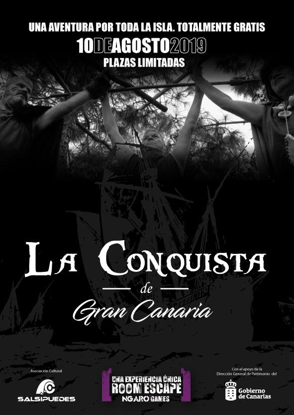 La conquista de Gran Canaria