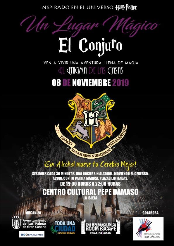 El Conjuro - 8 nov 2019